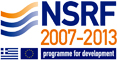 NSRF - National Strategic Reference Framework